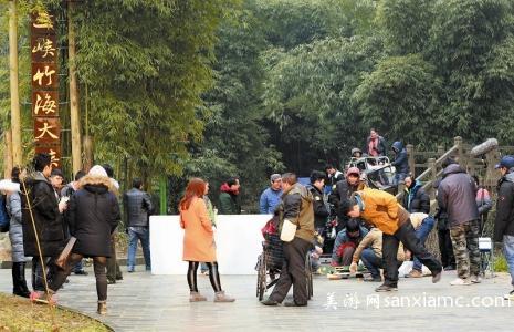 电影《人间烟火》在宜昌三峡竹海取景拍摄,宜昌三峡竹海旅游