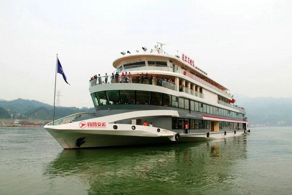 游览宜昌三峡两坝一峡,就选长江三峡五号六号八号九号系列游船的理由