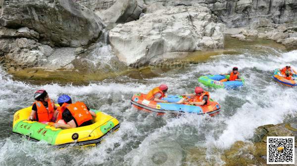 宜昌九畹溪漂流优惠门票预订和自驾游攻略