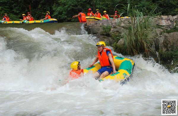 宜昌青龙峡漂流将于6月9日正式开漂,宜昌漂流旅游景点