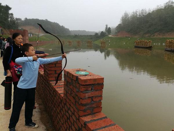 宜昌枝江旅游主打生态牌,东方年华田园综合体成为旅游热点