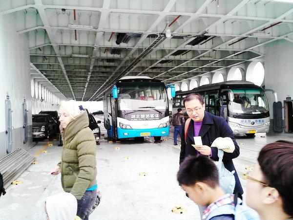 新高湖2月19日航次开船时间调整,宜昌到奉节游船人车同行游三峡