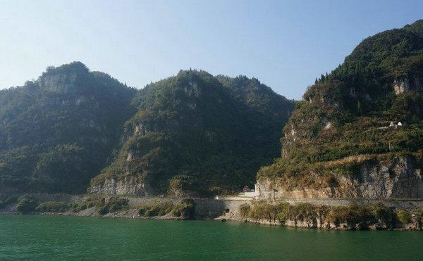 国家投入4.6亿元整治宜昌两坝一峡水域,宜昌最具竞争力的旅游资源两坝一峡旅游带