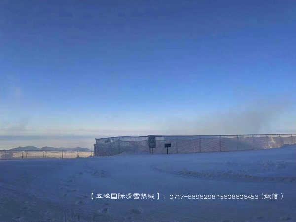 2018年冬季三峡游客中心开通多条宜昌旅游滑雪旅游直通车线路
