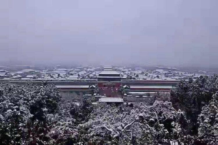 迎冬奥冰雪艺术展在故宫博物院开幕
