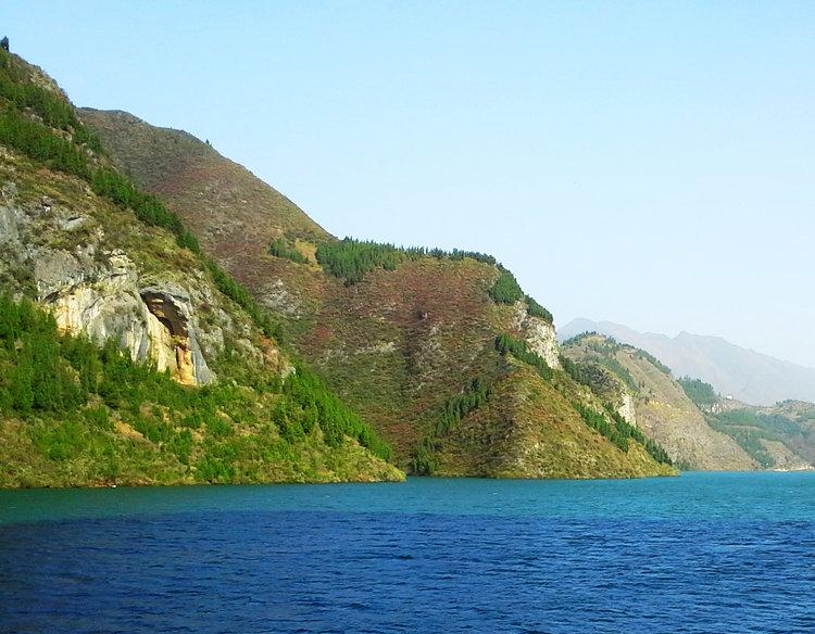 中国最美外景地宜昌秭归芝兰谷、九畹溪、三峡竹海、屈原故里、链子崖、西陵峡