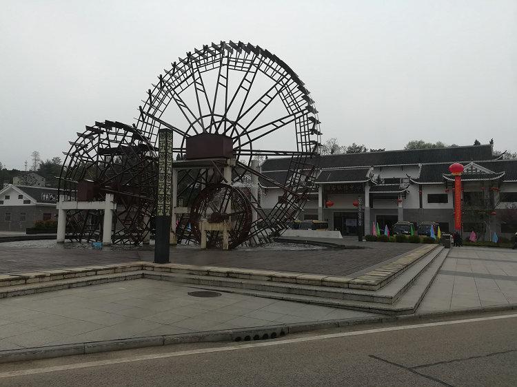 宜昌三峡车溪风景区游客中心5月19日启用,开通环保观光车