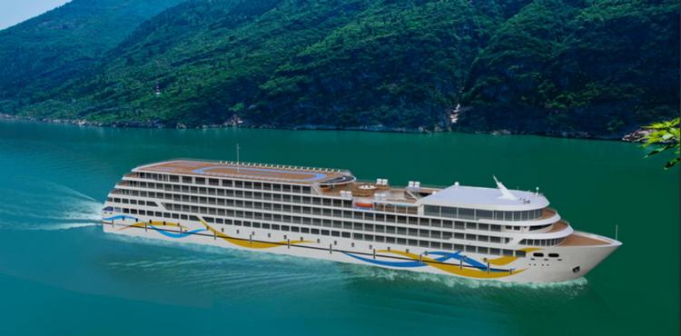 长江3号游轮怎么样,宜昌到重庆长江海外新一代游轮长江三号将起航