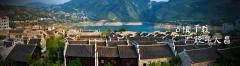 大昌古镇,巫山小三峡深处的千年古镇