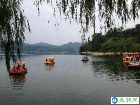 天龙湾:宜昌休闲度假首选,水上运动胜地